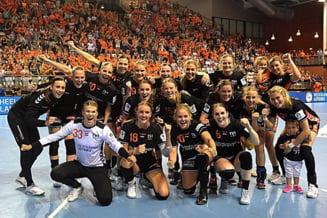 Olanda invinge dramatic Rusia si se califica in finala Mondialului de handbal feminin