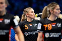 Olanda nu se poate baza pe trei jucatoare in meciul decisiv pentru medaliile de bronz cu Romania de la EURO