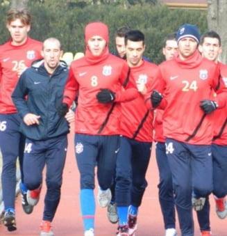 Olandezii nu se sperie de Steaua