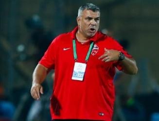 Olaroiu, intrebat daca va pleca de la Al Ahli Dubai - raspunsul dat de antrenorul roman
