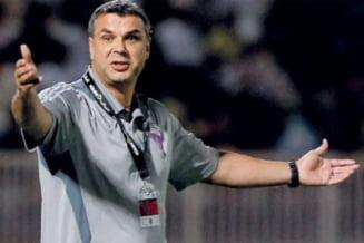 Olaroiu a provocat un scandal urias in Emirate
