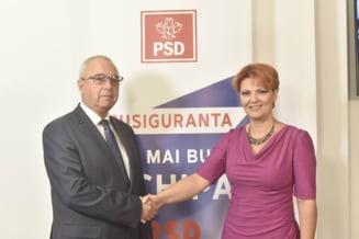"""Olguta Vasilescu: """"Vicepresedintele Asociatiei Magistratilor din Romania, judecatorul Dan Spinu, s-a alaturat echipei PSD"""""""