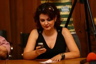 Olguta Vasilescu: Am inteles ca SRS a cerut renegocierea protocolului