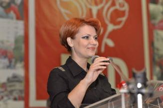 Olguta Vasilescu: Ca la romani! Exista riscul de a nu se mai putea plati deloc sporurile in aprilie