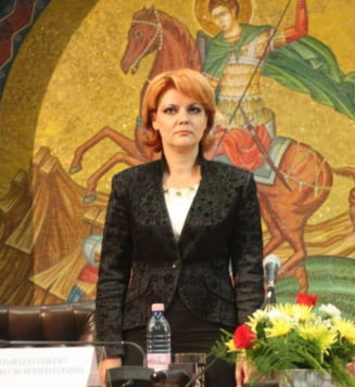 Olguta Vasilescu: Cred ca toti ministrii or sa-si retraga demisiile pentru a asigura interimatul
