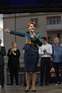 Olguta Vasilescu: Daca e luni, e PSD la DNA. Procurorii i-au pus sechestru pe avere, ea se tine de glume (Video)