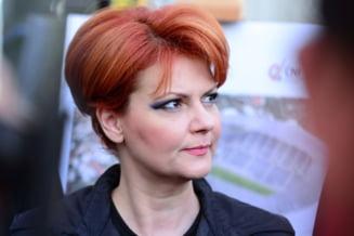 Olguta Vasilescu: Doar premierul nu stia de evaluarile semestriale. Doar el credea ca e pe viata in scaunul acela