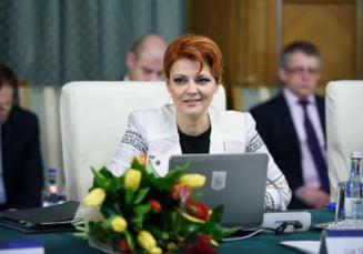 Olguta Vasilescu: Imediat ce terminam cu Legea salarizarii, intram si in sistemul de pensii
