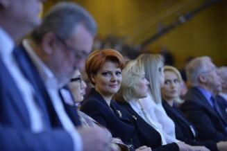 """Olguta Vasilescu: Legea pensiilor este terminata, acum se fac simulari. Suma pe care o implica este """"foarte mare"""""""