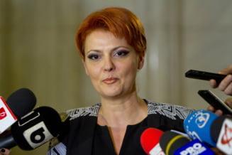 Olguta Vasilescu: Nu ne propunem sa punem biruri pe romani, dar vrem sa fiscalizam aproape totul