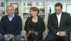 "Olguta Vasilescu: Ponta sa fie lider al PSD, nu analist politic. Nimeni nu i-a spus macar ""da-te mai incolo"""