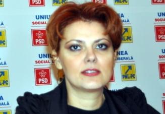 Olguta Vasilescu: Presedintele TVR se poate alege cu o plangere penala
