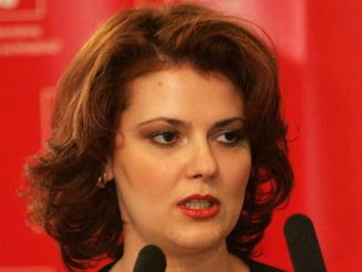 Olguta Vasilescu: Puterea a incercat sa forteze condamnarea lui Nastase