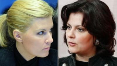 Olguta Vasilescu: Udrea s-a bagat in seama la proces