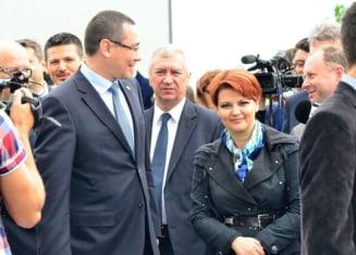Olguta Vasilescu, atac la Udrea: Vei intarzia cu ani sansa unei femei presedinte