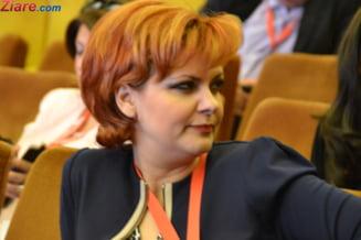 Olguta Vasilescu, despre evaluarea pe zero a lui Mihai Tudose: El si-a indeplinit toate obiectivele, dar au fost blocate la premier
