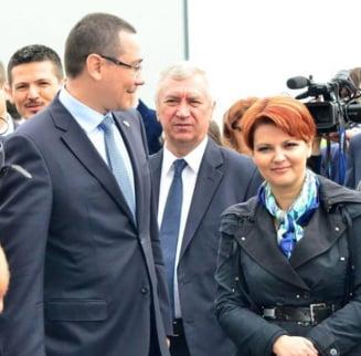 Olguta Vasilescu, despre trimiterea lui Ponta in judecata: O mare mizerie. O prostie, ca sa schimbi guvernarea