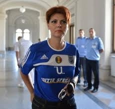 Olguta Vasilescu, replica acida la adresa lui Mircea Sandu