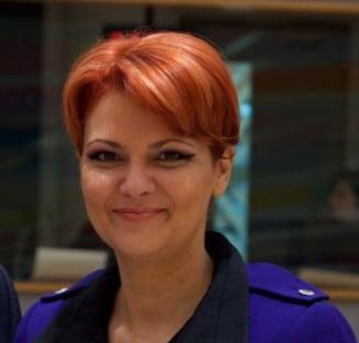 Olguta Vasilescu a explicat de ce Grindeanu nu a trimis si demisia ei la Cotroceni