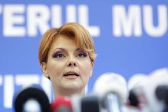 """Olguta Vasilescu acuza PNL ca a dus tara la sapa de lemn: """"PSD a lasat o datorie publica de 35%, liberalii au dus-o la 48%. Aveti ce ati votat, dragilor!"""""""