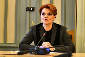 Olguta Vasilescu anunta ca guvernul sesizeaza marti CCR, dupa ce Iohannis a spus ca respinge iar numirea sa si a lui Draghici