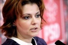 Olguta Vasilescu catre Igas: Legea comasarii a fost lucrata de Jandarmerie