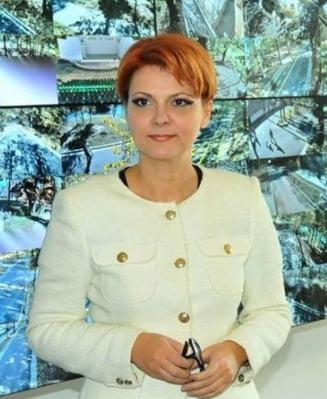 Olguta Vasilescu da asigurari ca pensiile vor creste de la 1 iulie