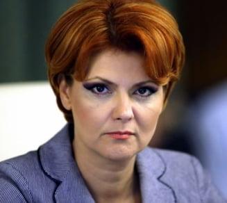 Olguta Vasilescu e suparata pe medici: Nu am vazut sa apere Legea Salarizarii, si vorbim de salarii de 3.000 de euro