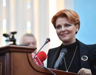 Olguta Vasilescu lanseaza o teorie a conspiratiei, dupa ce Gabriela Firea a anuntat ca doar 4 din 4.600 de persoane testate sunt bolnave