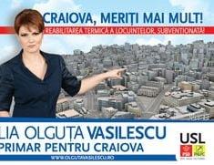 Olguta Vasilescu nu vrea sa mai vada unguri muncind la Craiova
