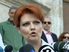 Olguta Vasilescu scapa de arestul la domiciliu