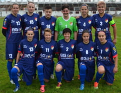 Olimpia Cluj, ''regina'' fotbalului feminin romanesc