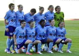 Olimpia Cluj ataca intrarea in lumea buna a fotbalului feminin european