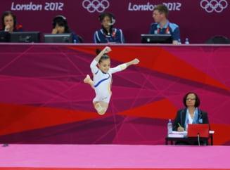 Olimpiada: Romania, calificata cu al 4-lea punctaj in finala de la gimnastica feminina