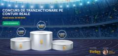 Olimpiada Jucatorilor la Bursa din Romania. Concureaza pentru 20.160 RON si Medalia de Campion