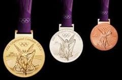 Olimpiada Londra 2012: Clasamentul pe medalii - Romania, in urcare!