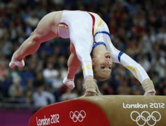 Olimpiada Londra 2012: Romania a cucerit medalia de bronz la gimnastica feminina