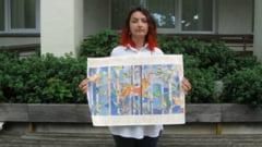 Olimpica la Arta Monumentala, vrea sa deschida o scoala privata de Arte