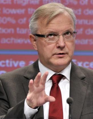 Olli Rehn: Taxa pe depozite nu va fi aplicata si in alte state decat Cipru
