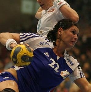 Oltchim Ramnicu Valcea face legea in Liga Campionilor