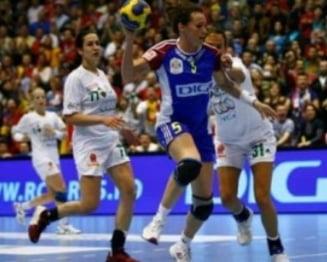 Oltchim invinge Ferencvaros si e aproape de semifinalele Ligii Campionilor