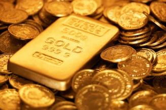 Olteanu: BNR se va orienta spre aurul ieftin si sigur