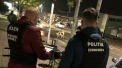 Olteni cu buzunarele goale dupa ce politistii i-au amendat pentru nerespectarea restrictiilor de circulatie pe timp de noapte