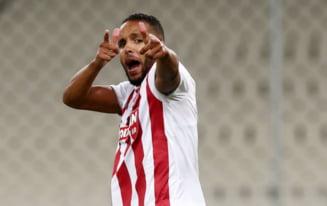Olympiacos Pireu redevine campioana a Greciei dupa trei ani