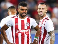 Olympiakos Pireu ameninta cu retragerea din campionatul Greciei