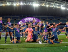 Olympique Lyon a castigat a cincea oara consecutiv Liga Campionilor la fotbal feminin