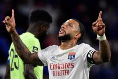 Olympique Lyon a invins Dijon, scor 4-1, in Ligue 1. Tatarusanu a fost rezerva la Lyon, Dobre a jucat 20 de minute la Dijon