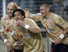 Olympique Lyon castiga si Cupa Frantei