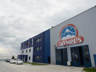 Olympus: 300.000 de iaurturi, donatie