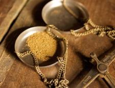 Omenirea ramane fara aur in 20 de ani. Romania inca are Rosia Montana